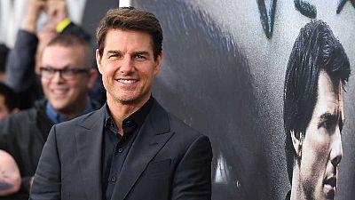 Informe Semanal - Tom Cruise siempre al límite - ver ahora
