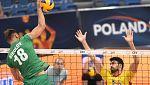 Voleibol - Campeonato de Europa Masculino: España - Bulgaria