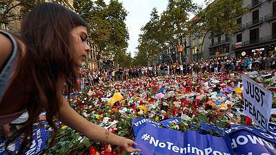 Muere una de las mujeres heridas en el atropello masivo en Barcelona