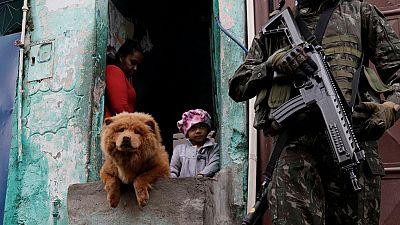 En Río se dispara el índice de criminalidad