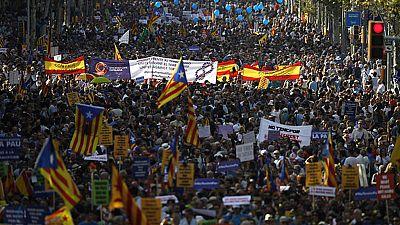Continúa la polémica por la politización de la manifestación contra el terrorismo yihadista en Barcelona