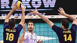 Voleibol - Campeonato de Europa Masculino: España - Rusia