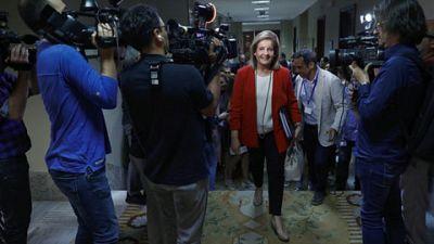 La oposición critica la intervención de la ministra de Empleo sobre el Plan Prepara