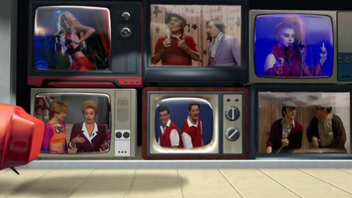 Viaje al centro de la tele - Fuera del tiesto (2ª parte) - ver ahora