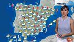 Tormentas fuertes en el este peninsular, en el Cantábrico y Pirineos