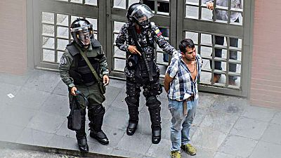 Un informe de la ONU acusa a la policía de Venezuela de uso excesivo de la fuerza y desapariciones forzosas