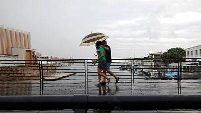 Veinte provincias se mantienen en aviso amarillo por tormentas o precipitaciones