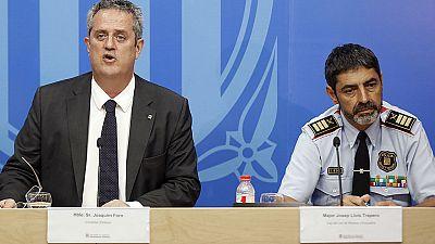 Los Mossos dicen que recibieron una alerta de atentado en La Rambla a la que no dieron credibilidad
