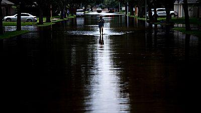 El gobernador de Texas dice que Harvey superará los 120.000 millones de dólares que el Katrina le costó a las arcas públicas