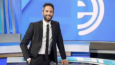 "Telediario - Roberto Leal: ""Vamos a darle un giro para que enganche a todo el mundo"""