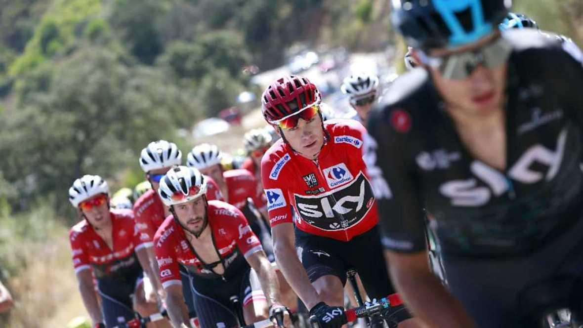 Vuelta Ciclista a España 2017 - 12ª etapa: Motril - Antequera Los Dólmenes (2) - ver ahora