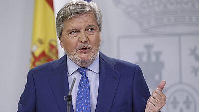 """Méndez de Vigo: """"Los únicos responsables del atentado de Cataluña son los terroristas"""""""