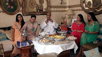 La población musulmana en España, celebra la Pascua Musulmana o Fiesta del Sacrificio