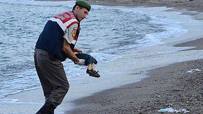 Más de 500 niños han perdido la vida en el Mediterráneo desde 2015