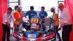 Automovilismo - Campeonato de España de Karting 4ª Prueba Motorland