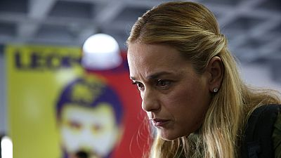 El Gobierno de Venezuela prohíbe a Tintori salir del país
