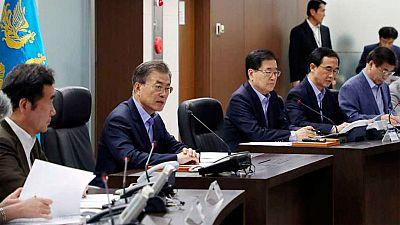 China, Corea del Sur y Japón condenan el nuevo ensayo nuclear de Pyongyang