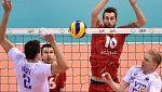 Voleibol - Campeonato de Europa Masculino, 2ª Semifinal: Rusia - Bélgica