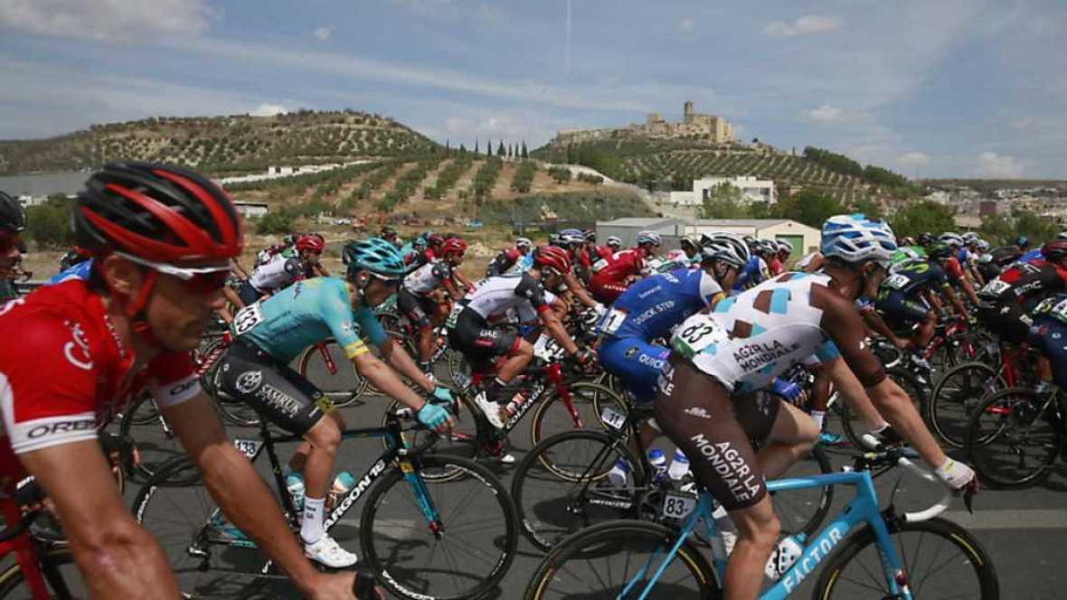 Vuelta Ciclista a España 2017 - 15ª etapa: Alcalá la Real - Sierra Nevada - Alto Hoya de la Mora (2) - ver ahora