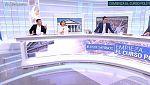 Los desayunos de TVE - Portavoces parlamentarios del Partido Popular (Rafael Hernando), PSOE (Margarita Robles) y Unidos Podemos (Irene Montero) y el secretario general de Ciudadanos (José Manuel Villegas)