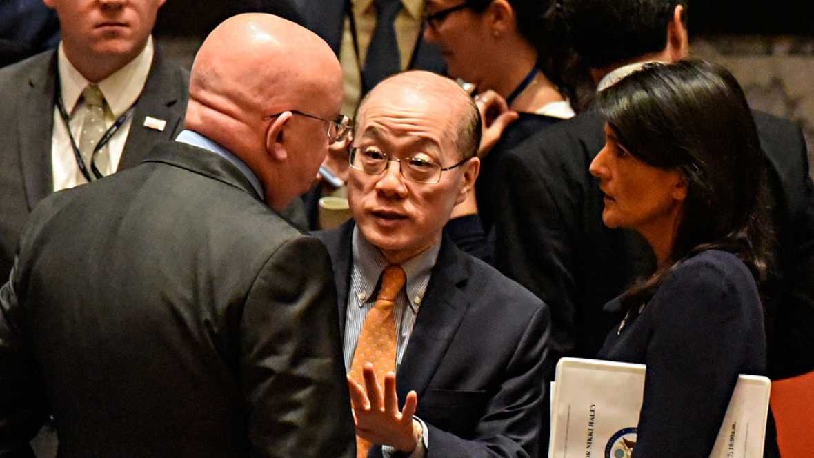 """Estados Unidos afirma en la ONU que Corea del Norte está """"implorando una guerra"""""""