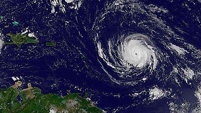 El huracán Irma sube a categoría 4 y Florida declara el estado de emergencia