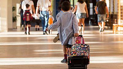 El síndrome post-vacacional también afecta a los niños, según los expertos