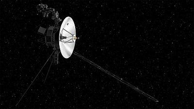 Dos pequeñas naves espaciales de la NASA cumplen hoy 40 años