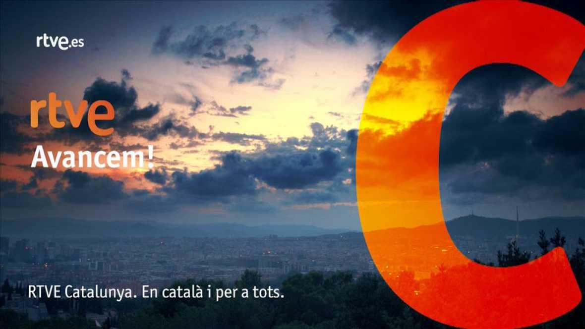 Avancem, RTVE a Catalunya - Presentació programació tenporada 2017 - 2018