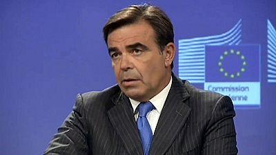 Para la Unión Europea, el proceso independentista es un asunto interno de España