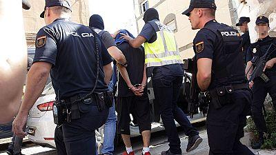 Desarticulada una célula yihadista con seis detenidos en Marruecos y Melilla