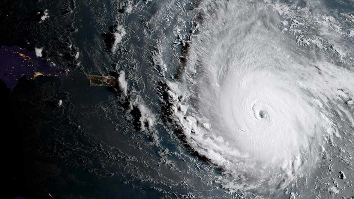 El huracán Irma, una tormenta excepcional