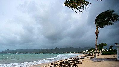 Irma se fortalece y se cierne sobre las Antillas Menores y Puerto Rico