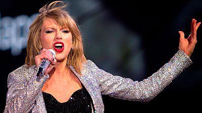 Taylor Swift consigue el número 1 en la lista Billboard de Estados Unidos