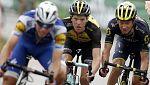 Vuelta Ciclista a España 2017 - 17ª etapa: Villadiego / Los Machucos- Monumento Vaca Pasiega (3)