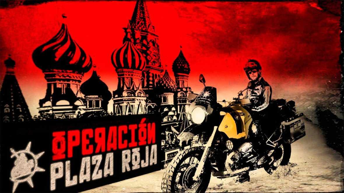Diario de un nómada - 'Operación Plaza Roja' - Avance