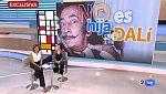 Pilar Abel no es hija de Dalí