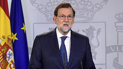 El Gobierno recurre al TC para que anule la ley del referéndum en Cataluña