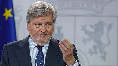 """El Gobierno afirma que """"no renuncia a nada"""" para frenar el referéndum del 1-O"""