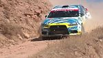 Automovilismo - Campeonato de España de Rallyes de Tierra. 'Rallye Cervera'