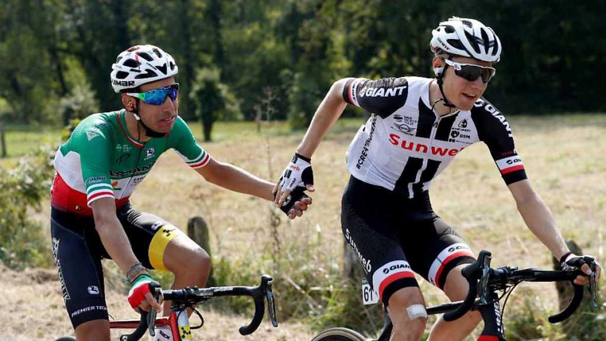 Vuelta Ciclista a España 2017 - 19ª etapa: Caso Parque de Redes - Gijón (2) - ver ahora