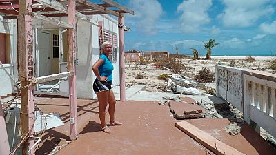 Irma ha arrasado zonas muy turísticas