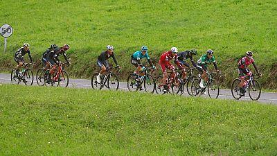 Vuelta Ciclista a España 2017 - 20ª etapa: Corvera de Asturias - Alto de L'Angliru (1) - ver ahora