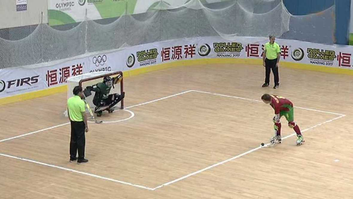 Hockey patines - World Roller Games 2017. Campeonato del Mundo Masculino: Final - ver ahora