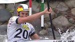 Piragüismo - Copa del Mundo ICF Slalom Finales C2M, C1W y K1M desde La Seu D'Urgell