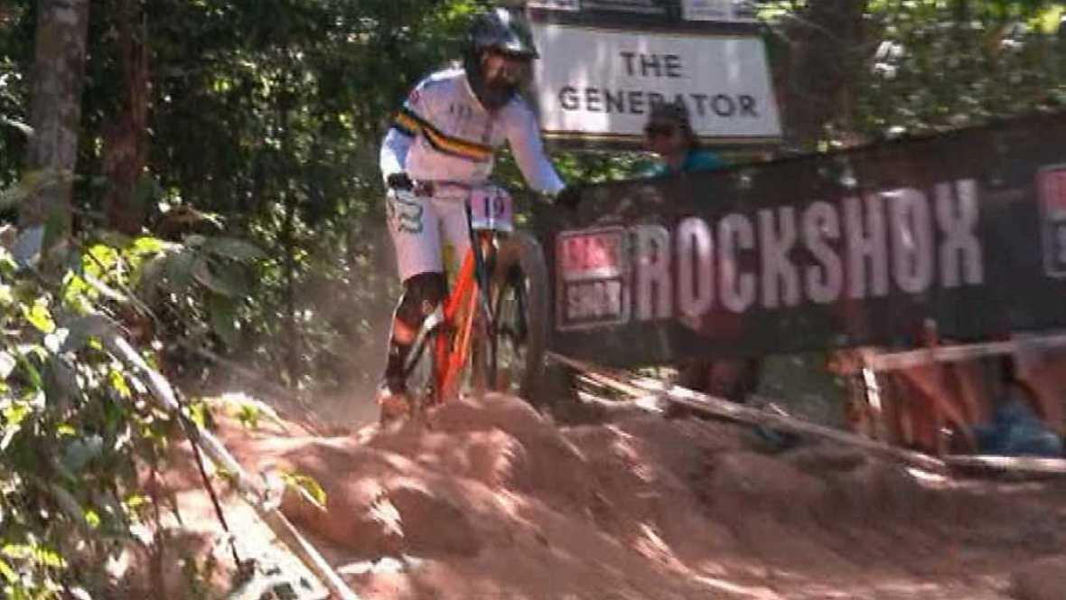 Mountain Bike - Campeonato del Mundo. Prueba Descenso Élite Femenina desde Cairns (Australia) - ver ahora