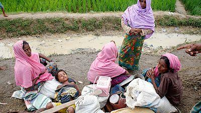 La guerrilla rohingyá declara un alto el fuego para facilitar la distribución de ayuda humanitaria