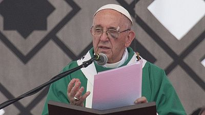 El papa Francisco se despide de Colombia con una misa en Cartagena de Indias