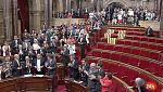 Parlamento - El foco parlamentario - Convocado el referendum del 1-O - 09/09/2017