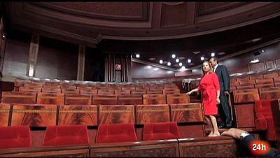 Parlamento - Otros parlamentos - Ana Pastor visita el parlamento marroquí - 09/09/2017